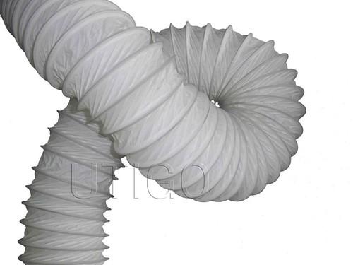Highly Flexible Pvc Foil Ventilation Duct Hose