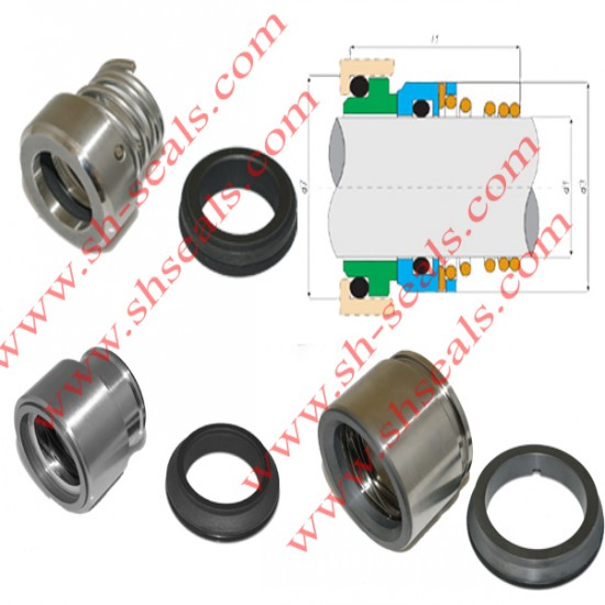 Hilge Pump Mechanical Seals