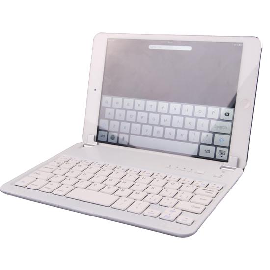 Hinge Slot Ipad Mini Bluetooth Keyboard Hb045