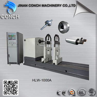 Hlw 1000 A Universal Joint Drive Balancing Machine