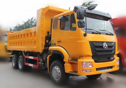 Hohan Dumper Truck 6x4
