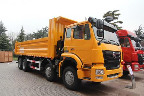 Hohan Dumper Truck 8x4