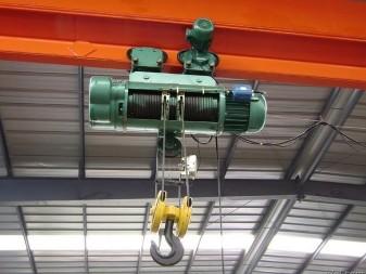 Hoist Winch Gantry Crane