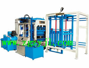 Hollow Block Making Machine Plant