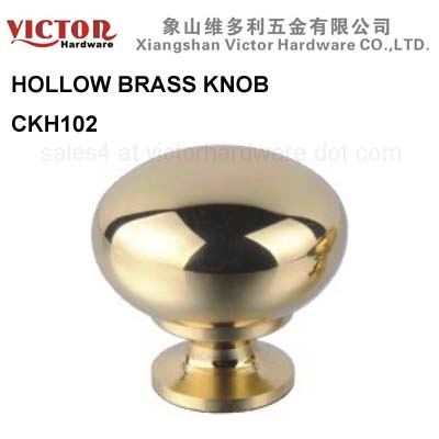 Hollow Brass Furniture Knob Cabinet Shower Door Drawer Closet Hardware China Manufacture
