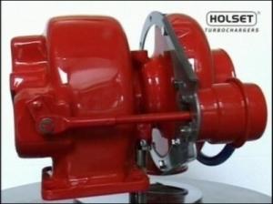 Holset Engine And Variableturbocharger