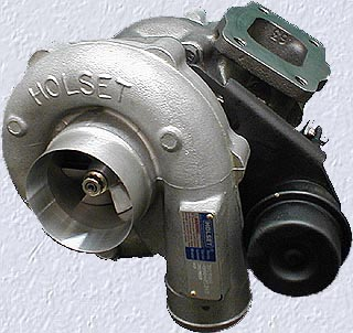 Holset H1c Series Turbochargers