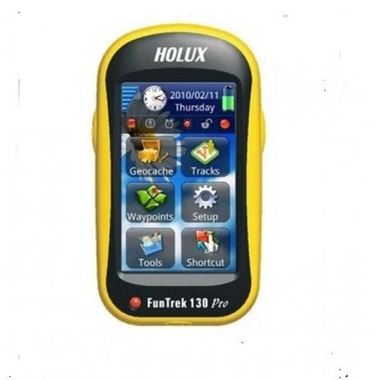 Holux Funtrek 130 Pro Outdoor Gps