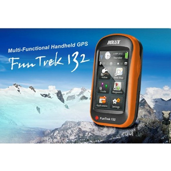 Holux Funtrek 132 Outdoor Gps