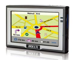 Holux Gpsmile 55 Car Navigation