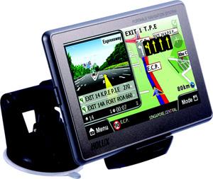 Holux Gpsmile 62 Car Navigation