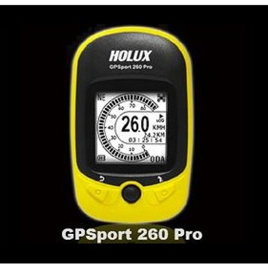 Holux Gpsport 260 Pro Outdoor Gps