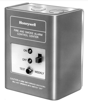 Honeywell Switching Relay W Internal Transformer R182c1051u