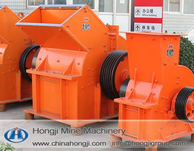 Hongji Fine Crushing Hammer Machine
