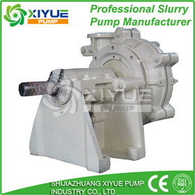 Horizontal Centrifugal Slurry Pump For Mining