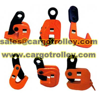 Horizontal Steel Clamps Pictures