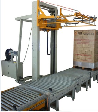 Horizontal Strapping Machine