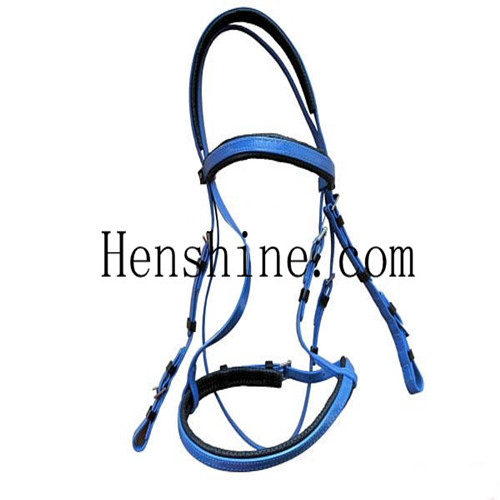 Horse Bridle 1 Pvc Coated Nylon Polyester Webbing 2 Easy To Clean Durable Waterproof 3 Cold Resistan