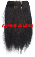 Horse Tail Mane Hair Weft And Strip