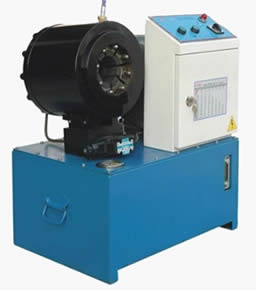 Hose Crimping Machine Solves Connection Problems To Make Assembly