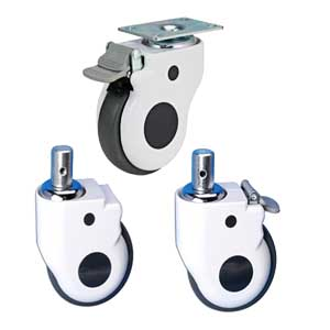 Hospital Bed Caster Wheels Medical Devices