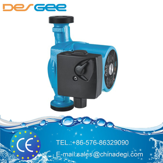 Hot Cold Water Circulation Small Domestic Pump Floor Circulating