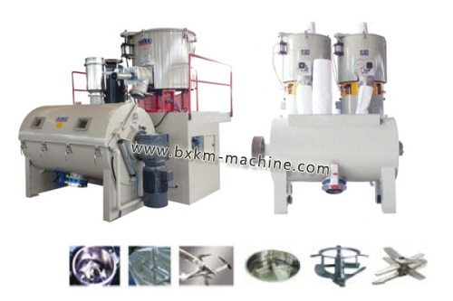 Hot Cool Combination Mixer Srl W Series