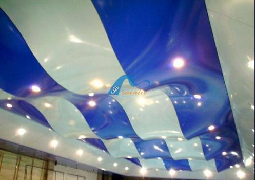 Hot Decorative Material Pvc Stretch Ceilings