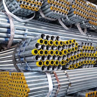 Hot Dip Galvanized Steel Pipe Gtc