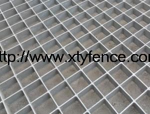 Hot Dipped Galvanized Plug Grating