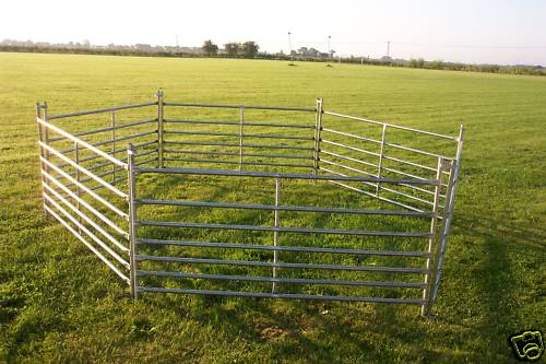 Hot Dipped Galvanized Sheep Fences Hurdles
