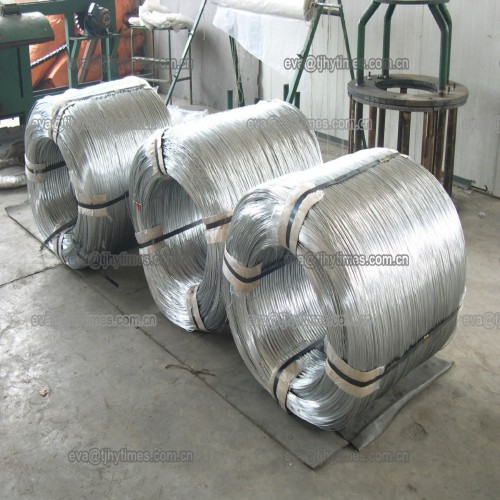 Hot Dipped Galvanized Steel Wire Astm A 641