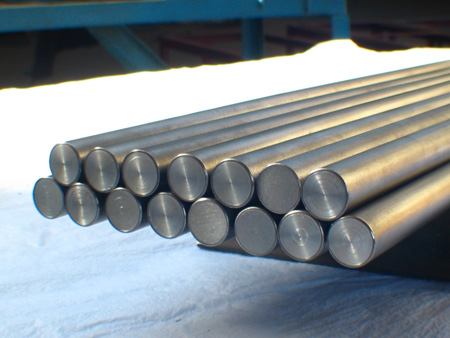 Hot Rolled Titanium Gr12 Round Bar