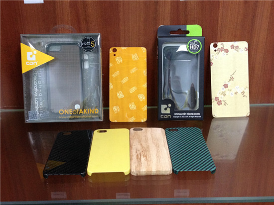 Hot Sale Carbon Fiber Mobile Phone Cases