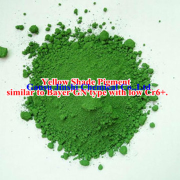 Hot Sale Chrome Oxide Green With Low Cr6 5ppm Max