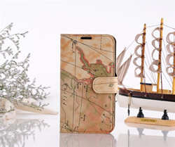Hot Sale Drawing Panel Pu Case For Samsung 7100