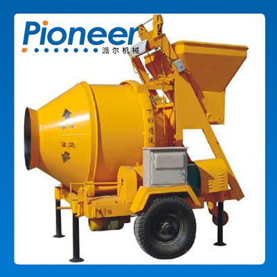 Hot Sale Electric Portable Cement Concrete Mixer