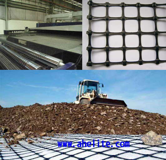 Hot Sale High Quality Pp Biaxial Geogrid