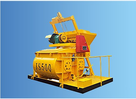 Hot Sale Js500 Concrete Mixer