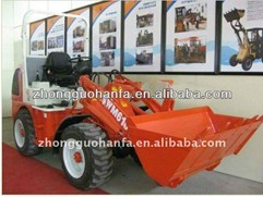Hot Sale Most Practical Zl10 Wheel Loader With Ce
