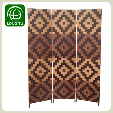 Hot Sale New Design And Cheap Decorative Paper Rope Room Dividers Screens