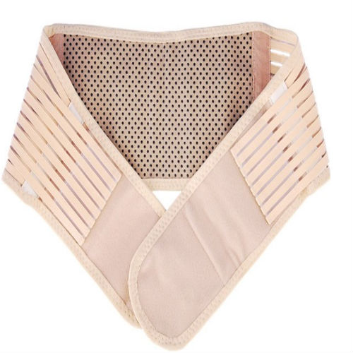 Hot Sale Protective Warm Belt Elastic Slimming Work Lumbar Belts Fta Y011