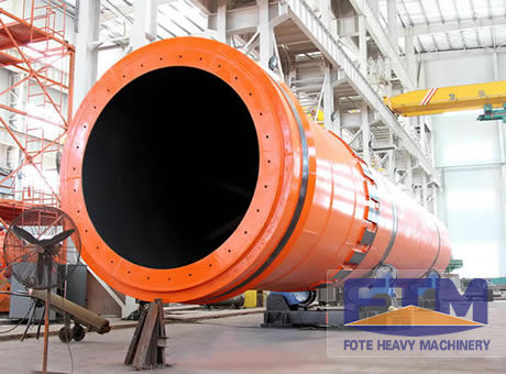 Hot Sale Rotary Drum Dryer