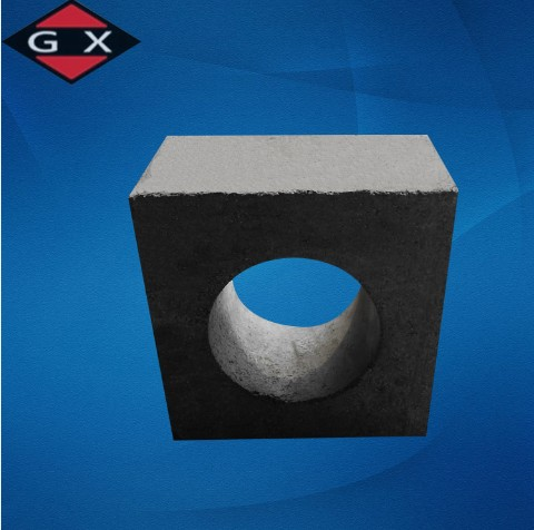 Hot Sale Seating Block Brick For Steel Industry