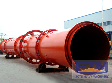 Hot Sale Siderite Dryer For
