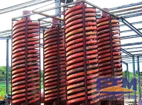 Hot Sale Spiral Chute Separator