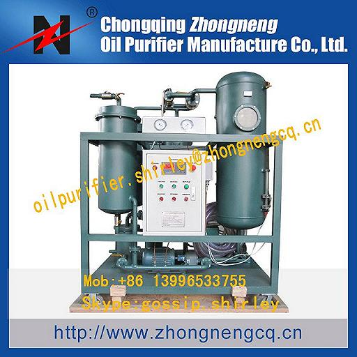 Hot Sales Turbine Oil Purifier Series Ty