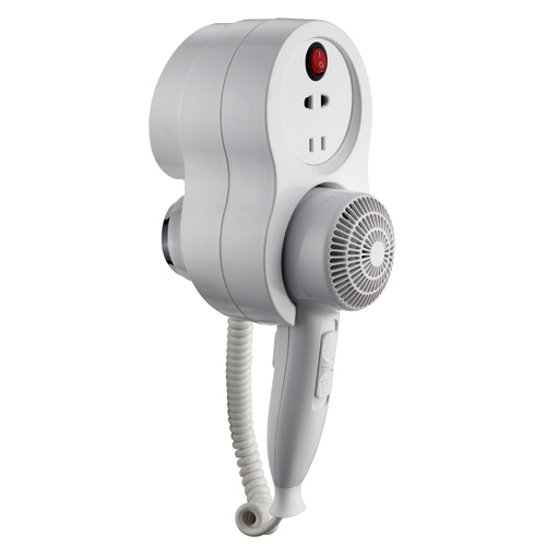 Hot Sales Wall Mounted Hair Dryer Wt 6520