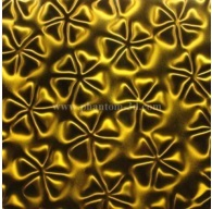 Hot Selling Golden Glass Wall Tiles