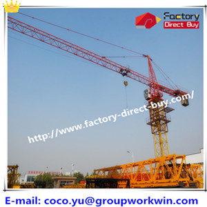 Hot Selling High Quality Tower Crane Tc4810 5010 5610